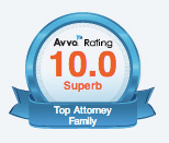 AVVO Top Rated Lawyer Marc C. Patoile