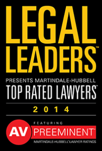 Legal leaders 2014